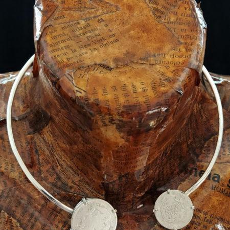 Salba Dacica - bijuterii Salba Mariei din argint